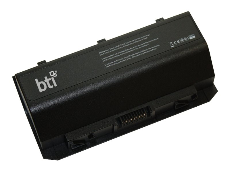 BTI 8-Cell Battery for Asus ROG G750 A42-G750 0B110-00200000, AS-G750