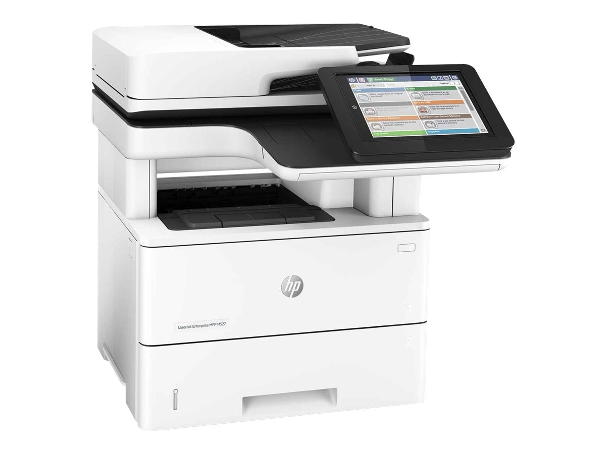 HP LaserJet Enterprise Flow MFP M527c, F2A81A#201