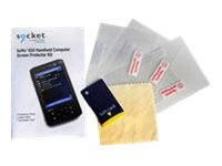 Socket Mobile Screen Protector Kit for SoMo 650, HC1619-799, 9167763, Monitor & Display Accessories