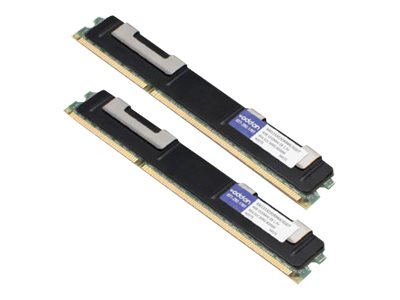 Add On 4GB PC3-10600 240-pin DDR3 SDRAM RDIMM Kit, AM1333D3DRRN9/4GKIT