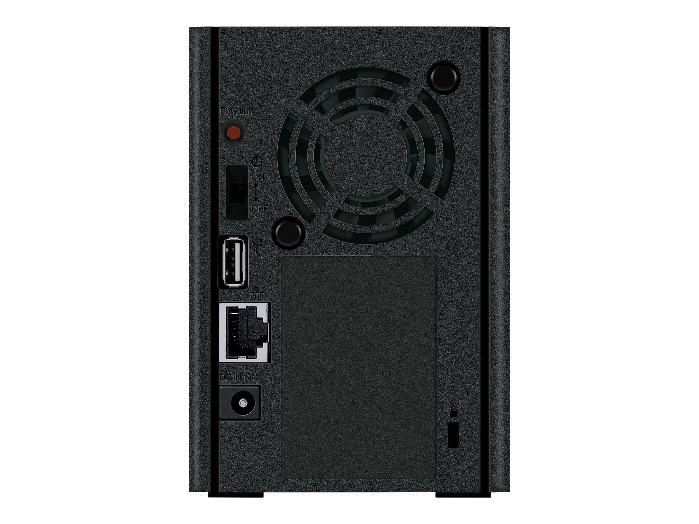 BUFFALO 4TB LinkStation 220 Dual Drive Personal Cloud Storage, LS220D0402