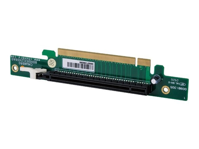 Chenbro Riser Card, 1-slot, PCI-e 16x, 80H09312406A0, 13915437, Motherboard Expansion