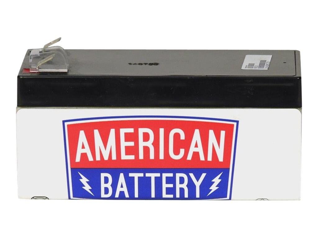 American Battery Replacement Battery Cartridge for APC BE350 models