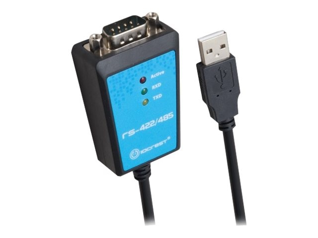 Syba USB 2.0 TO RS-422 485 FTDI Adapter with Terminal USB, SY-ADA15045