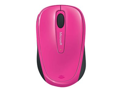 Microsoft Wireless Mobile Mouse 3500 Magenta, GMF-00278