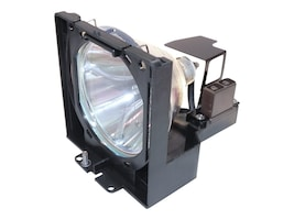 Ereplacements Front projector lamp for Sanyo PLC-XP17, PLC-XP18, PLC-XP20, PLC-XP21, l600-0068, POA-LMP24-ER, 8961308, Projector Lamps