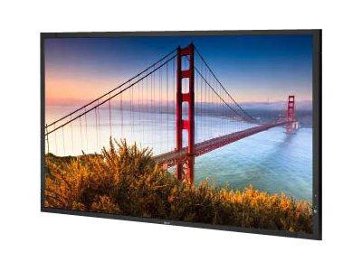 Touchsystems 55 X5580I-U2 Full HD LED-LCD Monitor, Black, X5580I-U2, 15900440, Monitors - Large-Format LED-LCD