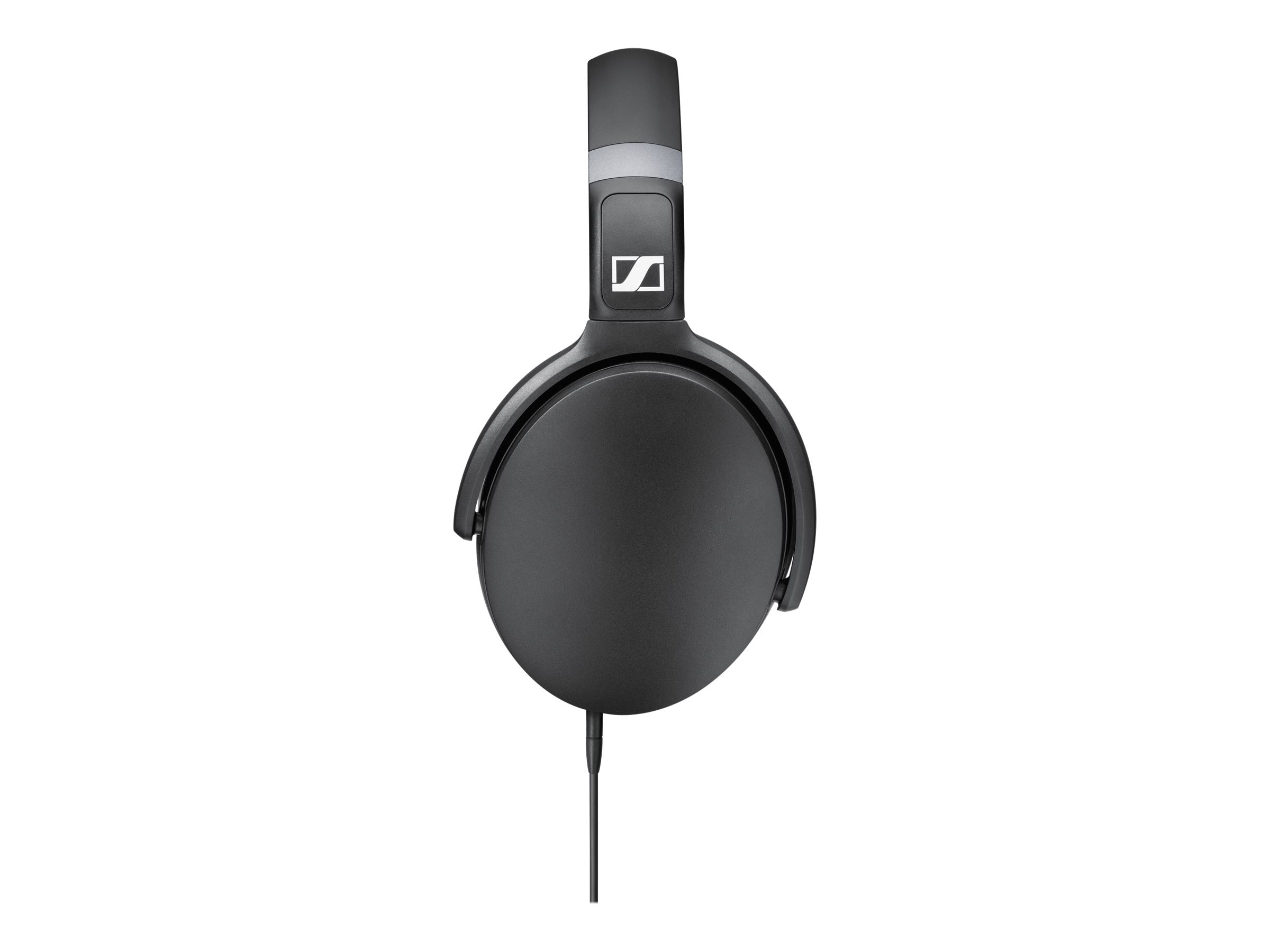 Sennheiser Closed Back On Ear Headphones - Black, HD 4.30I BLACK