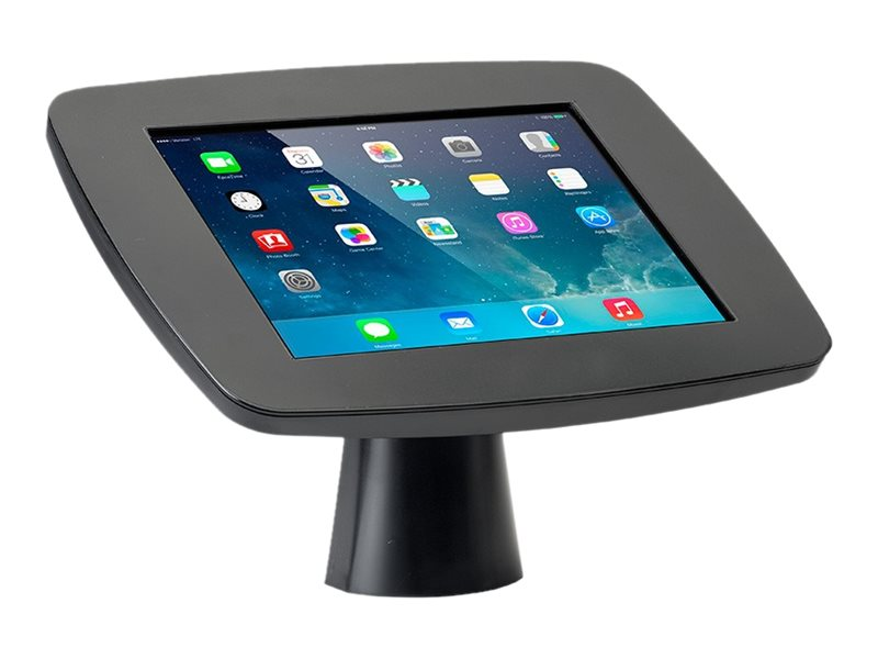 Tryten Kiosk for iPad Air 1,2, Black, T2424B