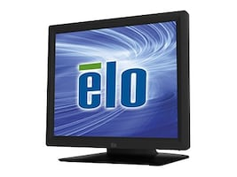 ELO Touch Solutions 17 1717L LED-LCD IntelliTouch Monitor, Black, E077464, 17451406, Monitors - Touchscreen