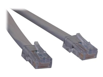 Tripp Lite T1 RJ48C Cross-Over Patch Cable, RJ-45 (M-M), 5ft