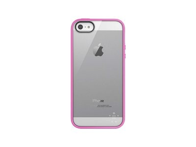 Belkin View Case for iPhone 5 5s, Clear Day Glow, F8W153TTC01, 14860950, Carrying Cases - Phones/PDAs
