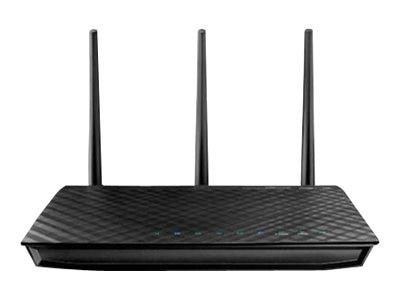 Asus N900 Dual-Band Ultra-Fast Wireless Router, RT-N66U