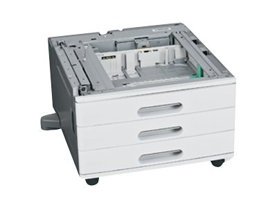 Lexmark 3x520-Sheet Drawer Stand for C950de Printer & X950de MFP, 22Z0013, 12869694, Printers - Input Trays/Feeders