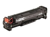 West Point CC530A Black Toner Cartridge for HP LaserJet CP2025 Printers, CC530A/200127P, 11411956, Toner and Imaging Components
