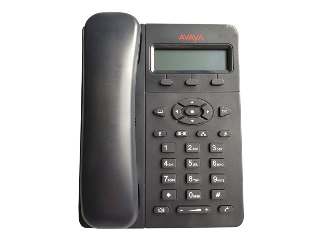 Avaya E129 SIP Deskphone, 700507151, 17282307, Telephones - Business Class