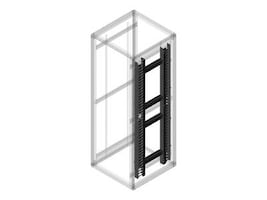 Chatsworth Cable Management, Enhanced Vertical, 13171-701, 12178797, Rack Mount Accessories