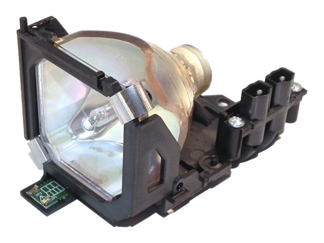 Ereplacements Front projector lamp for Epson EMP-503, EMP-505, EMP-703, EMP-713, EMP-715, ELPLP14-ER, 11886812, Projector Lamps