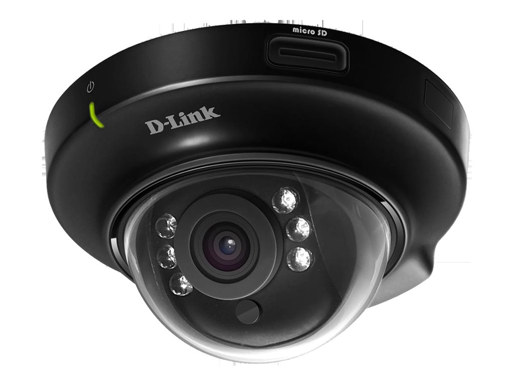 D-Link 1MP Indoor HD Mini Dome IP Camera, DCS-6004L, 17760399, Cameras - Security