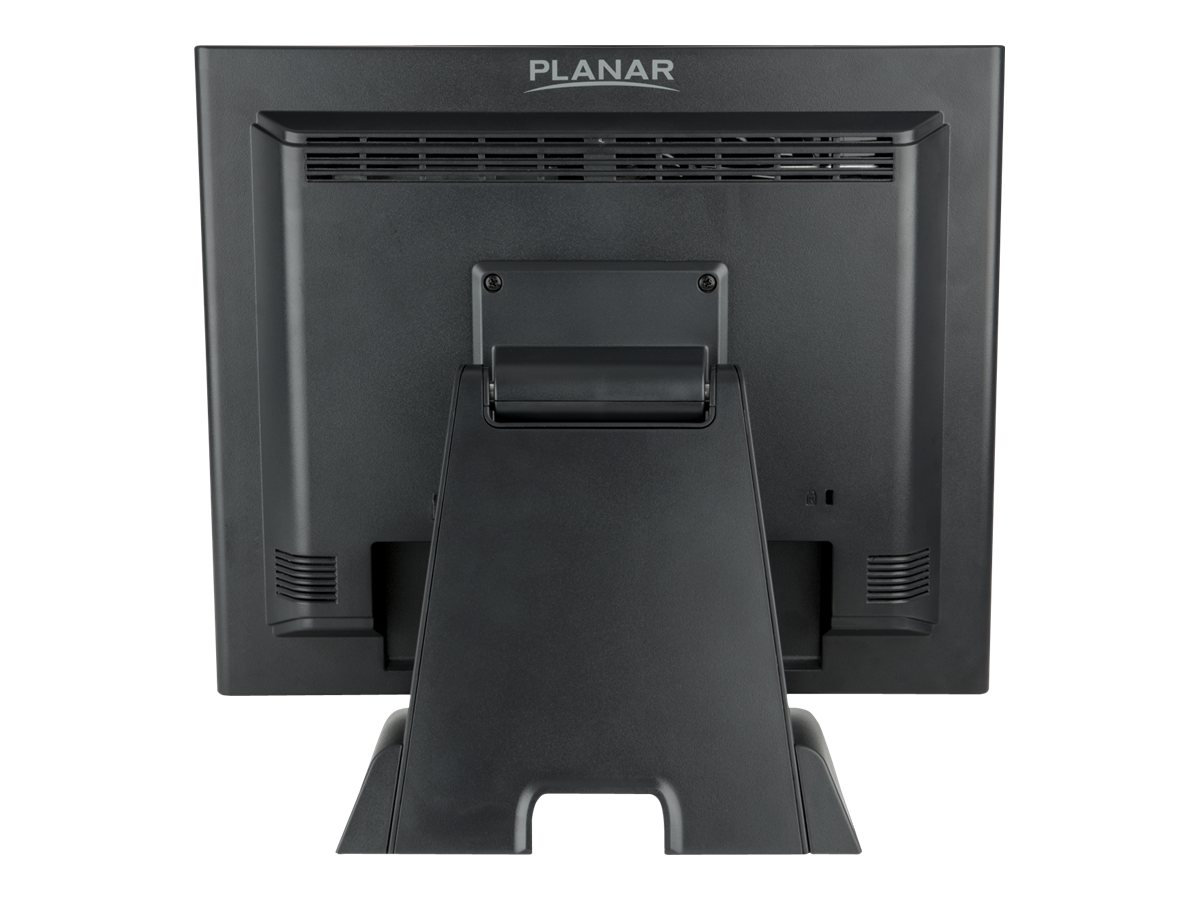 Planar 17 PT1745P LED-LCD Touchscreen Monitor with Speakers, Black, 997-7414-00