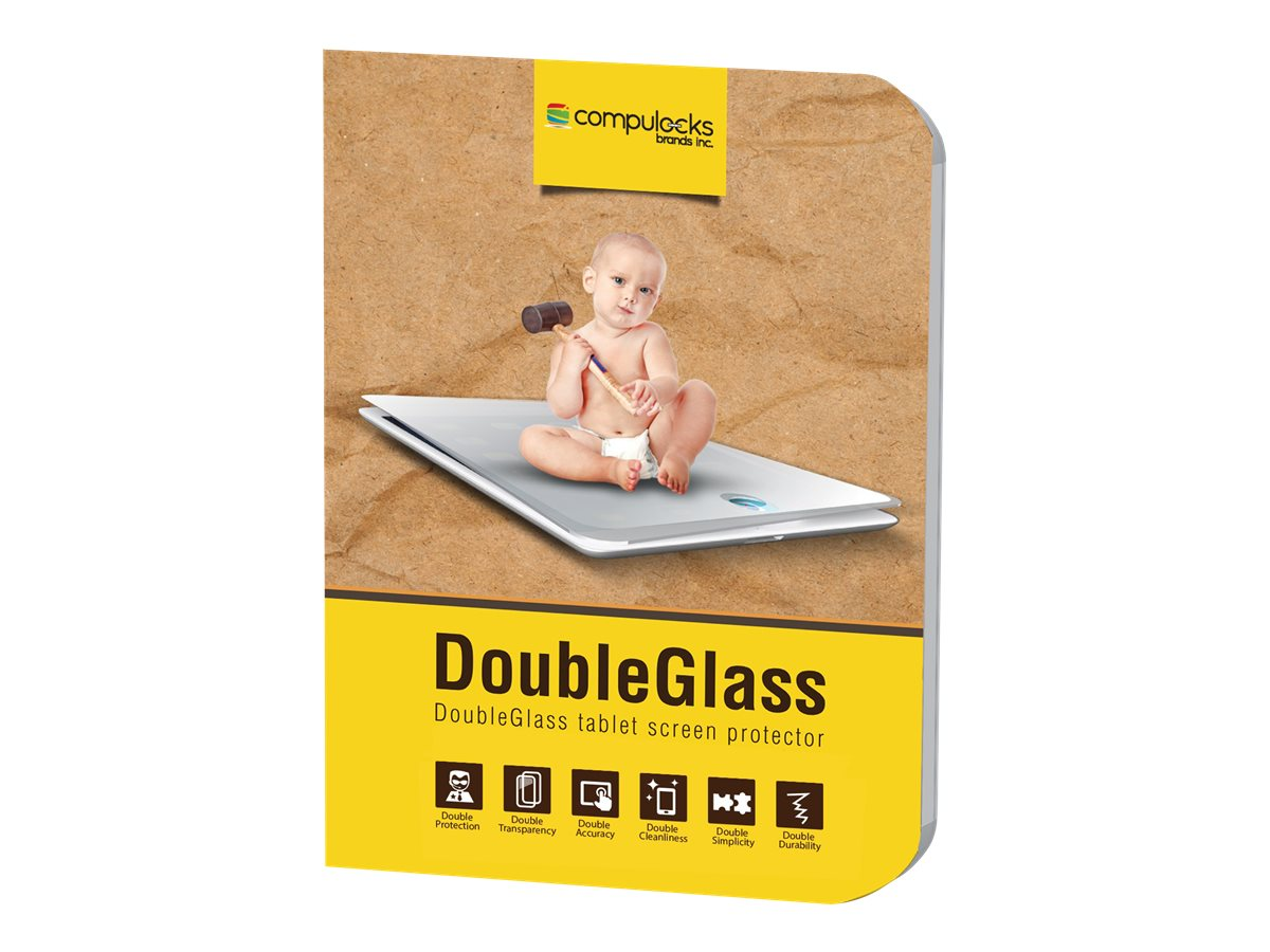 Compulocks Double Glass Protector for iPad mini 1 2 3, DGSIPDM