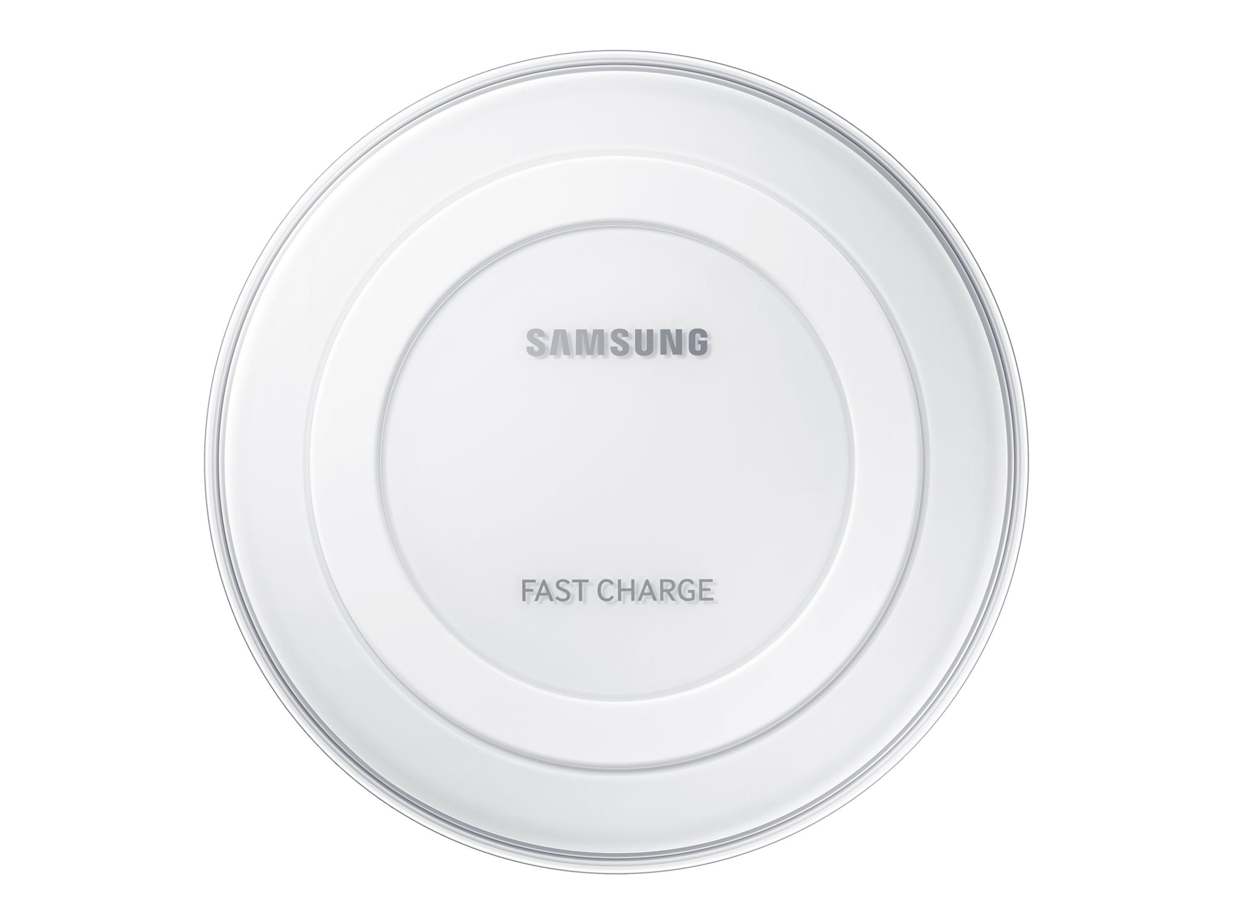 Samsung Fast Charge Wireless Charging Pad, White, EP-PN920TWEGUS