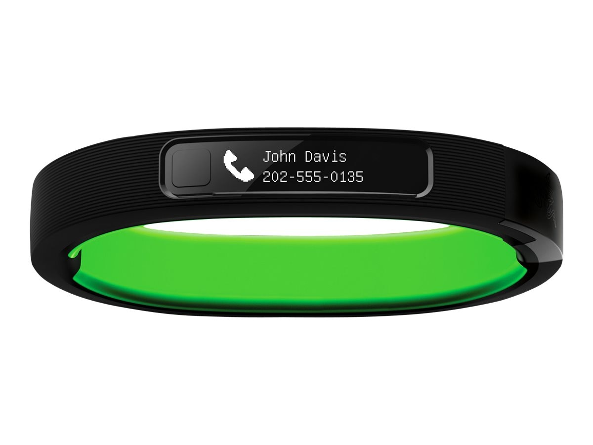 Razer RAZER NABU 2015 SMARTBAND BLACKACCSSMALL MEDIUM, RZ15-01520200-R3U1, 30857283, Computer Gaming Accessories