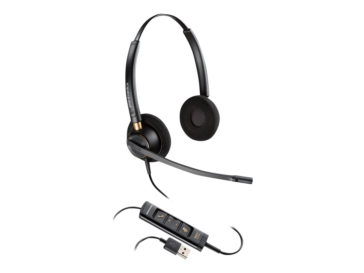 Plantronics HW525 USB Headset