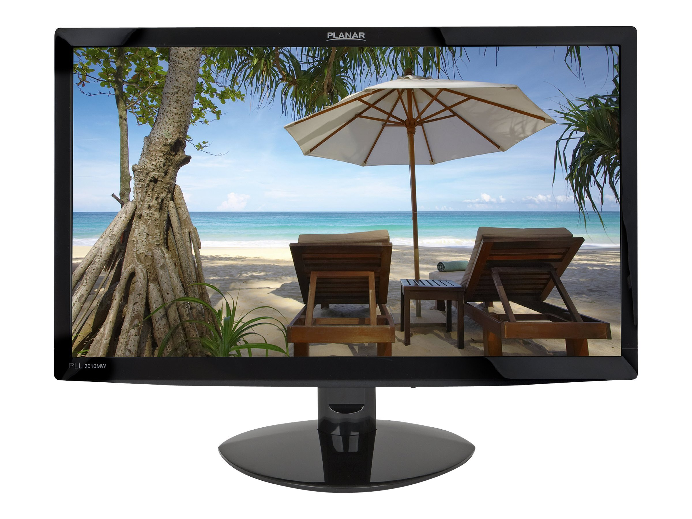 Planar 19.5 PLL2010MW LED-LCD Monitor, Black, 997-7305-00, 16120390, Monitors - LED-LCD