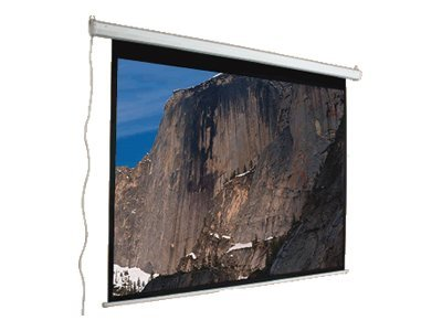 Mustang AV Motorized Projection Screen, Matte White, 4:3, 120, SC-E120D43