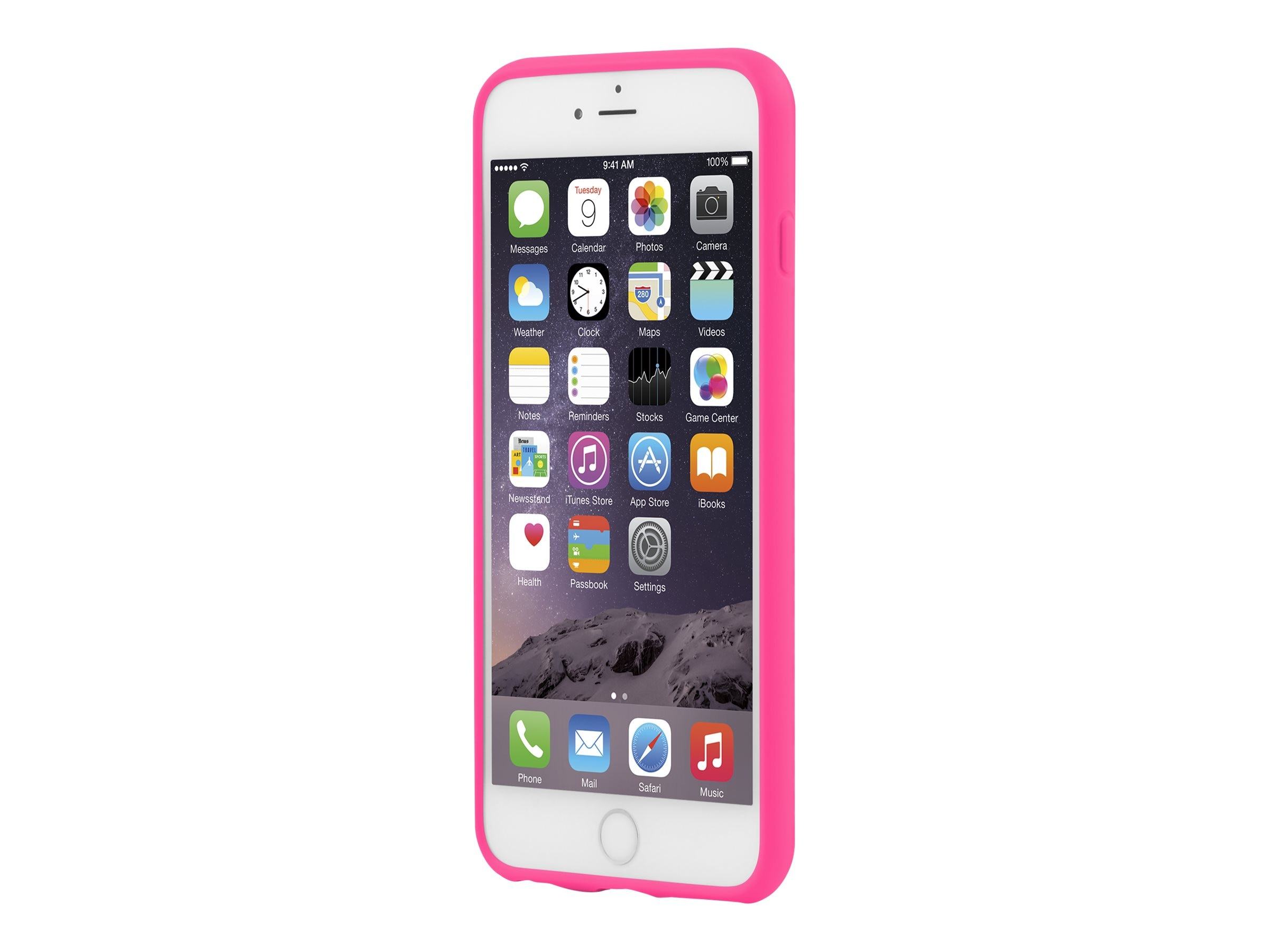 Incipio Rival for iPhone 6 Plus, 5.5, Pink