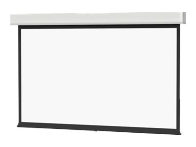 Da-Lite Advantage Manual with CSR Projection Screen, HC Matte White, 16:10, 109