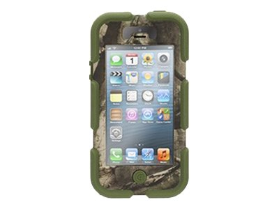Griffin Survivor Rugged case for iPhone 5, GB37970
