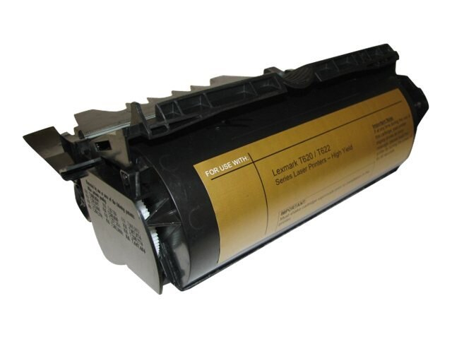 V7 Black High Yield Toner Cartridge for Dell M5200 W5300N, TDK5200A-2N, 14299314, Toner and Imaging Components