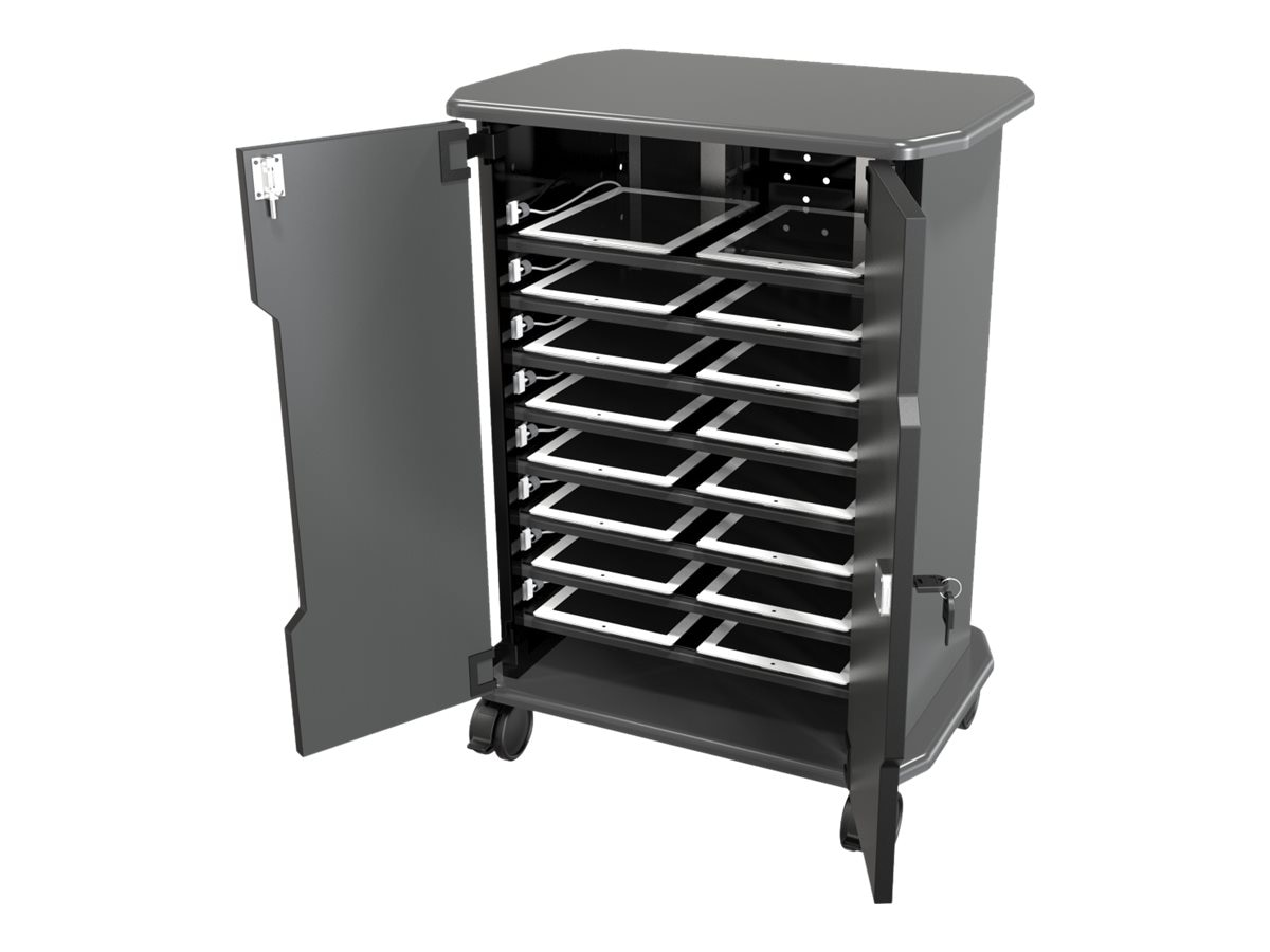 Balt 16-Unit Economy Tablet Charging and Security Cart