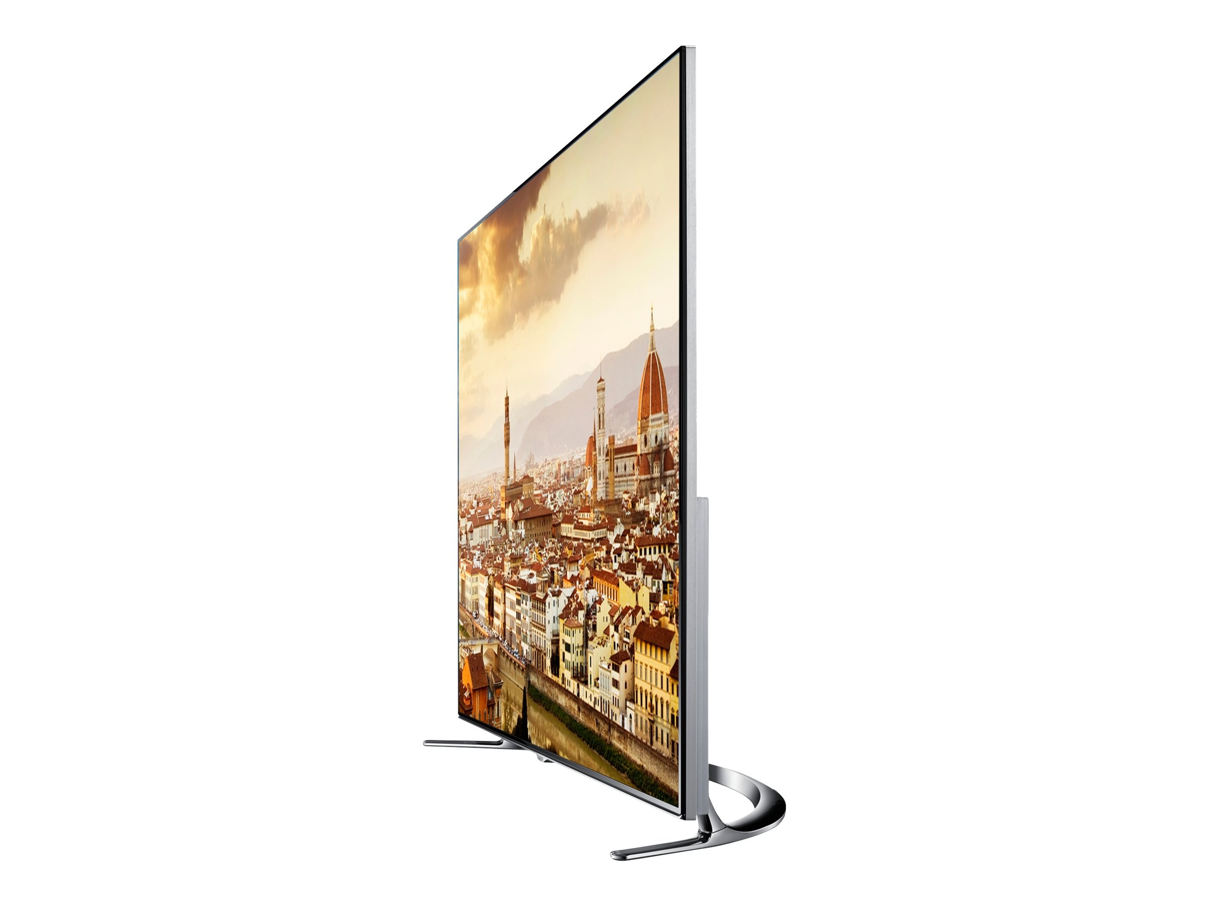 "Samsung 46"" 890 Series Edge-Lit Ultra-Thin LED Hospitality TV, Black, HG46NB890XFXZA"