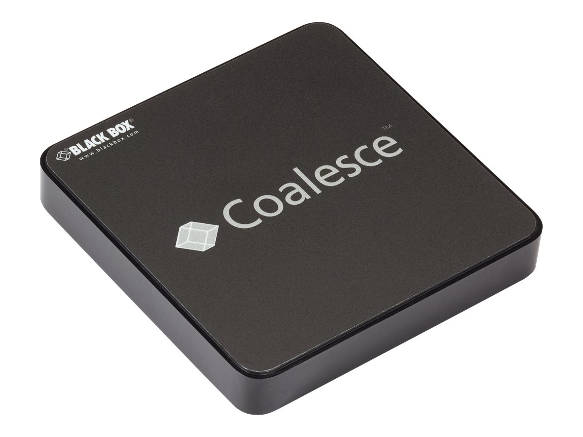 Black Box Coalesce Wireless Android Collaboration System, WC-COA, 31930243, Audio/Video Conference Hardware