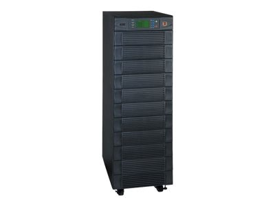Tripp Lite Smart-Online 60kVA Modular UPS 3-Phase, Double Conversion Online, Hardwire Input Output, SU60KTV, 8682376, Battery Backup/UPS