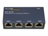 Fluke Automated Permanent Link Calibration Kit for DTX-PLA002 Adapters, DTX-PLCAL, 7511057, Network Test Equipment