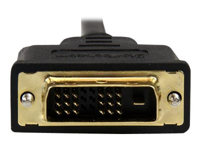 StarTech.com Micro HDMI to DVI-D M M Cable, 3m, HDDDVIMM3M