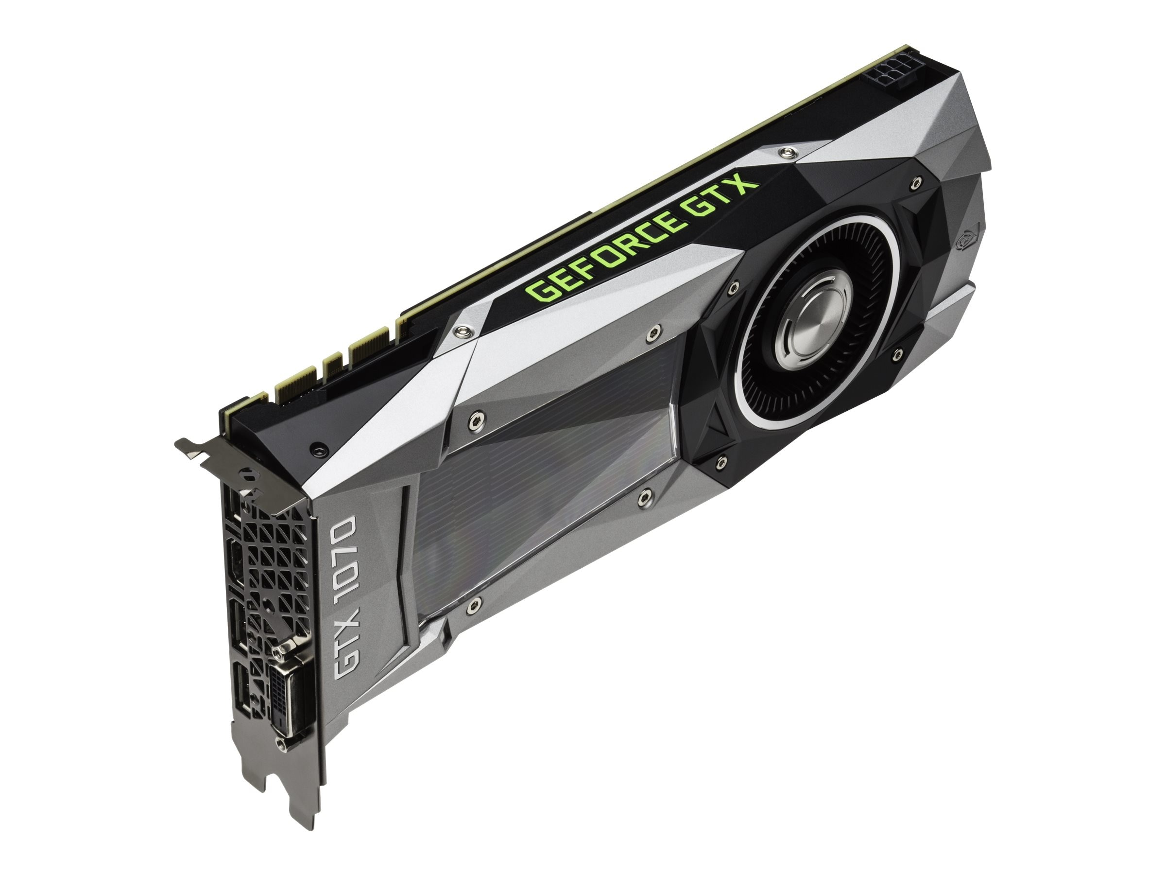 Microstar GeForce GTX 1070 PCIe 3.0 Founders Graphics Card, 8GB GDDR5, GTX 1070 FOUNDERS EDITION