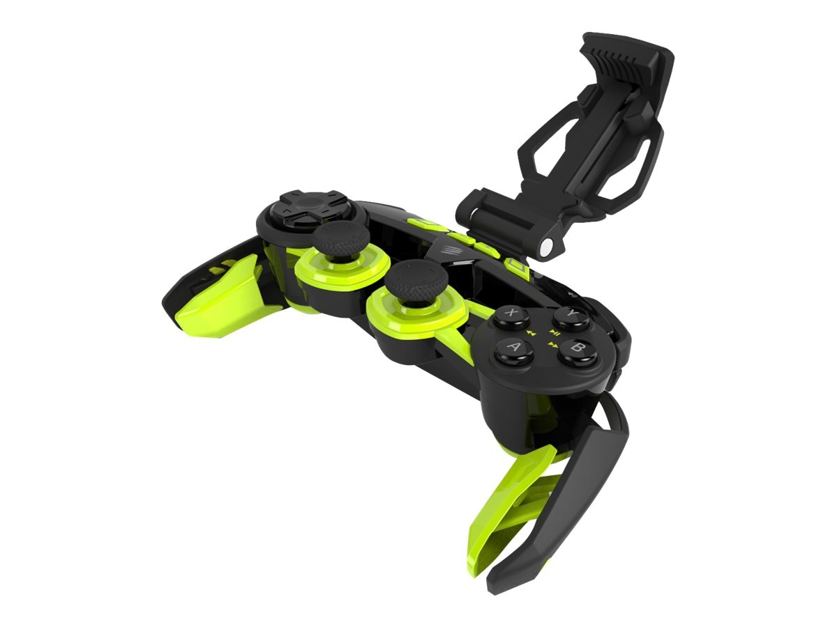 Saitek L.Y.N.X.3 Green Wireless Controller, MCB322690006/04/1, 30605861, Computer Gaming Accessories