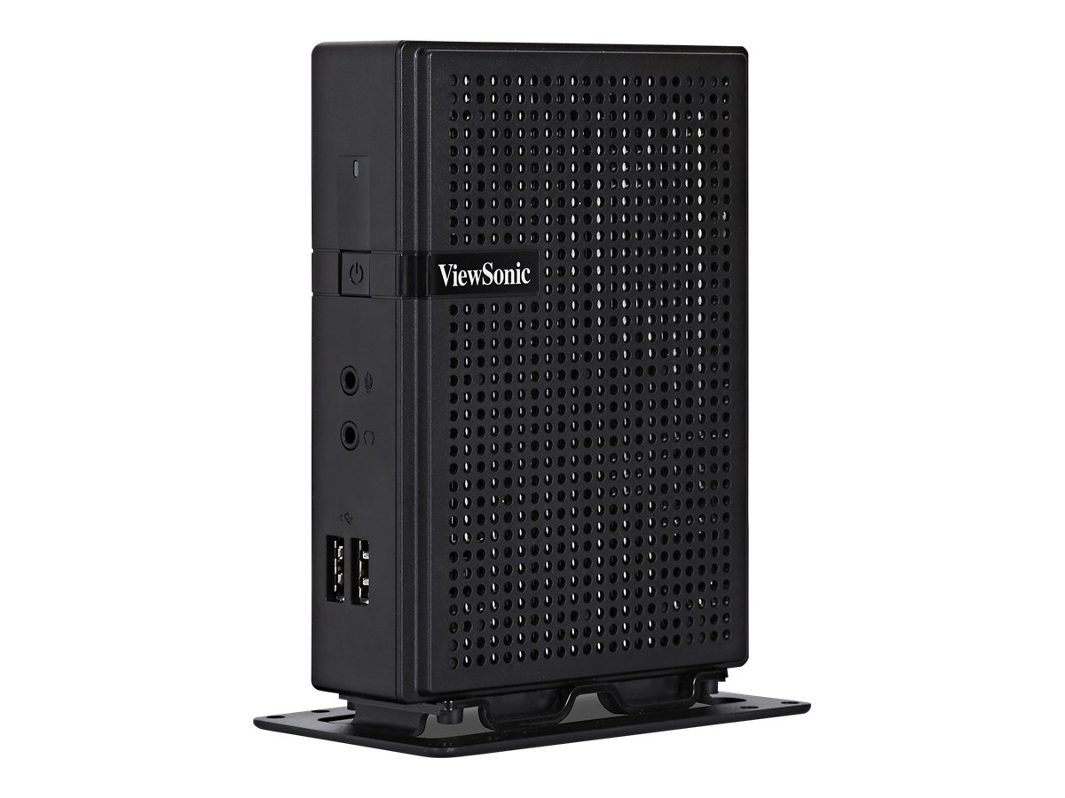 ViewSonic SC-T35 Thin Client TI DM8148 ARM 1.0GHz 1GB DDR3 GbE Linux, SC-T35_BK_US_0, 15495632, Thin Client Hardware