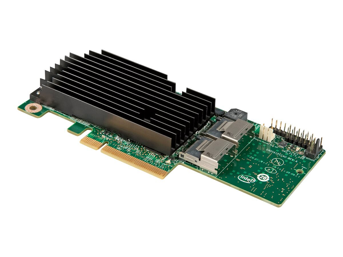 Intel LSI2208-SAS 8-port RAID SIOM SATA MegaRAID 1GB Module