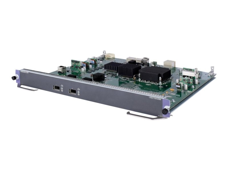HPE 2Pt. 10 GBE XFP Enhanced A7500 Module
