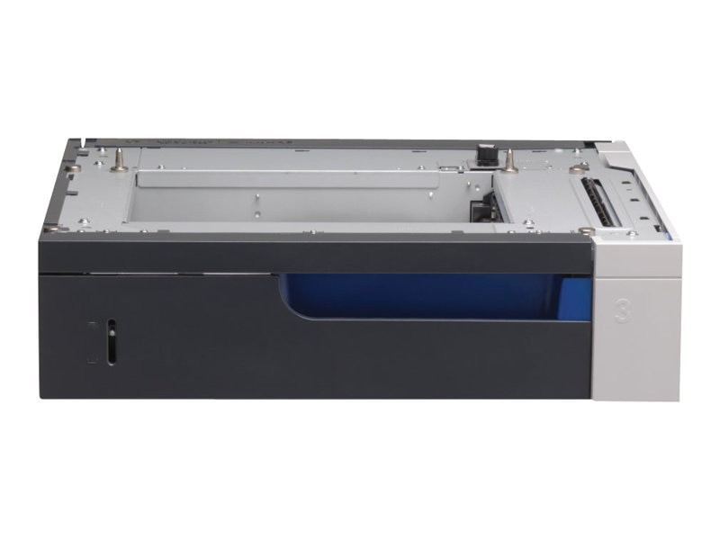HP Color LaserJet 500-sheet Paper Tray for HP Color LaserJet Enterprise CP4025, CP4525 & CM4540, CC425A
