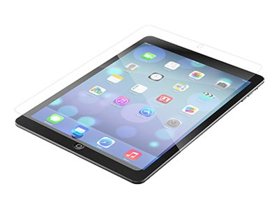 Zagg Invisibleshield Screen for iPad Air Air 2, FFAPPIPAD5S, 31198662, Protective & Dust Covers