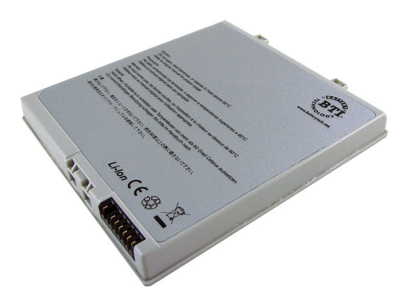 BTI Battery, Lithium-Ion, 3.7 Volts, 1200mAh, for PDA, PDA-HP-RX4000, 8443201, Batteries - Other