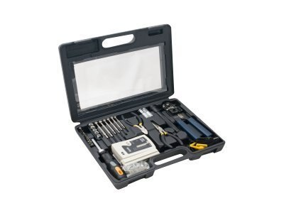 Syba 50-Piece Computer Network Installation Tool Kit, SY-ACC65047