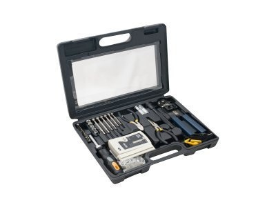 Syba 50-Piece Computer Network Installation Tool Kit